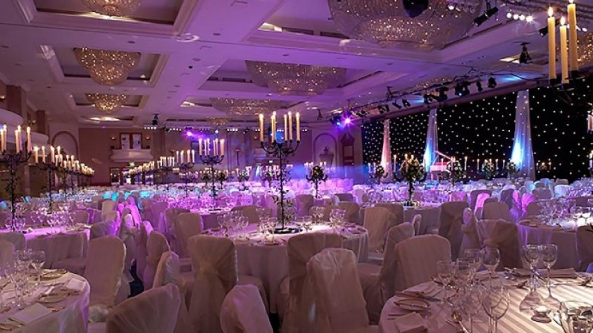 Drinks Reception Wedding Hilton Park Lane London